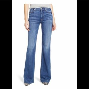 7 for all mankind Ginger like new!!